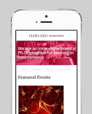 Harvard Neuroscience